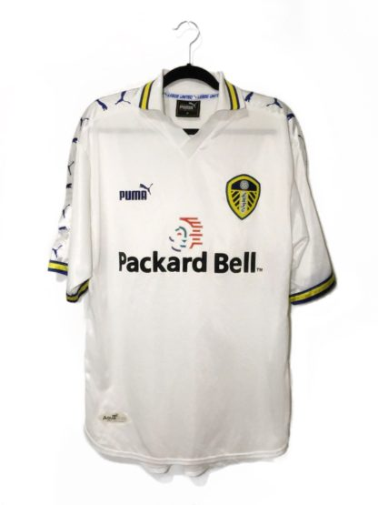 LEEDS UNITED 1998/1999 HOME SHIRT