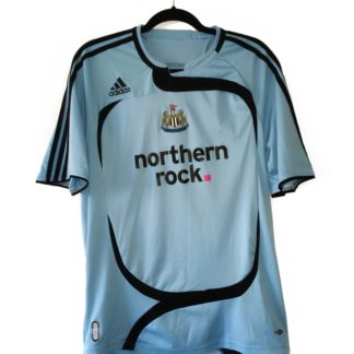 NEWCASTLE UNITED 2007/2008 AWAY SHIRT