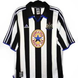 NEWCASTLE 1999/2000 HOME SHIRT