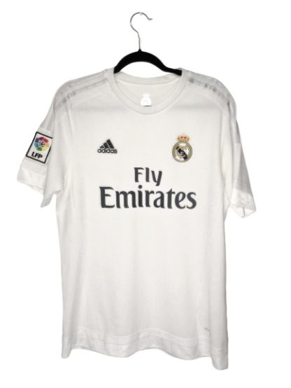 REAL MADRID 2015/2016 HOME SHIRT