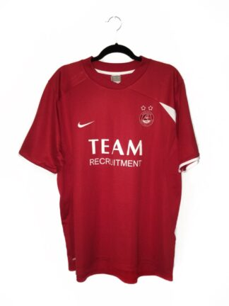 ABERDEEN 2008/2009 HOME SHIRT