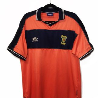 SCOTLAND 1999/2000 AWAY SHIRT