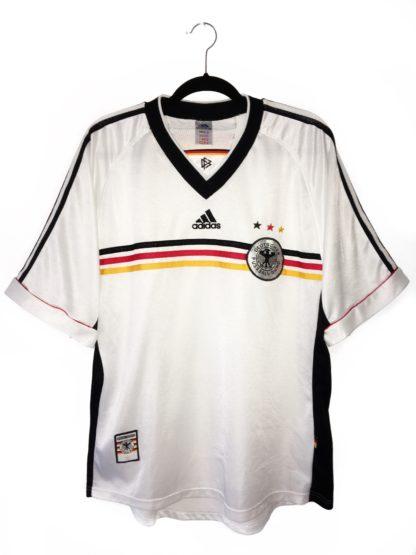 GERMANY 1998/2000 HOME SHIRT