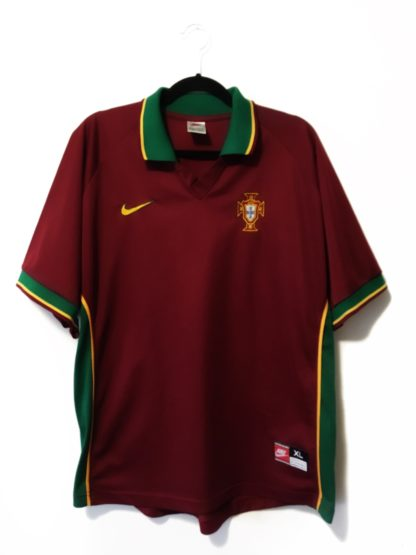 PORTUGAL 1997/1998 HOME SHIRT