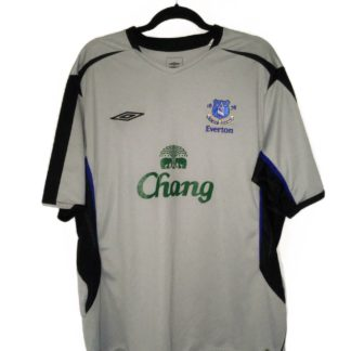 EVERTON 2005/2006 AWAY SHIRT