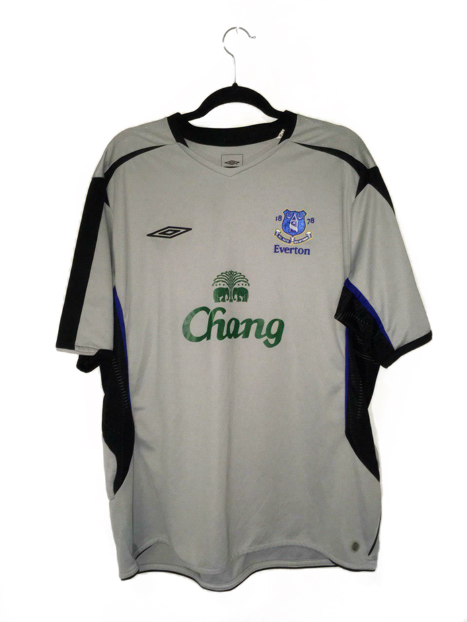 best service 253f5 30676 EVERTON 2005/2006 AWAY SHIRT