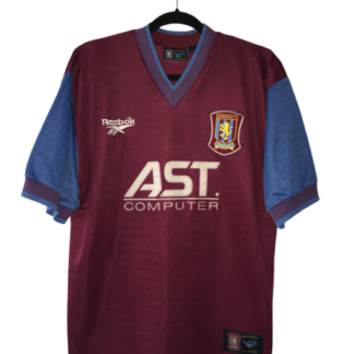 ASTON VILLA 1997/1998 HOME SHIRT