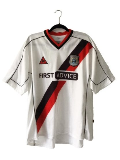 MANCHESTER CITY 2002/2003 AWAY SHIRT