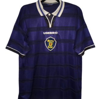 SCOTLAND 1998/2000 HOME SHIRT