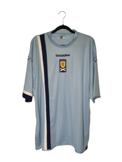 SCOTLAND 2005/2007 AWAY SHIRT