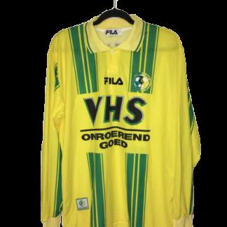 ADO DEN HAAG 1998/1999 HOME SHIRT [L/S]