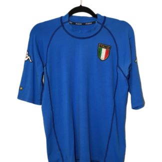 ITALY 2000/2002 HOME SHIRT
