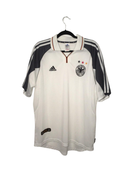 GERMANY 2000/2002 HOME SHIRT