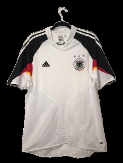 GERMANY 2004/2005 HOME SHIRT