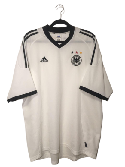 GERMANY 2002/2004 HOME SHIRT [XXL]