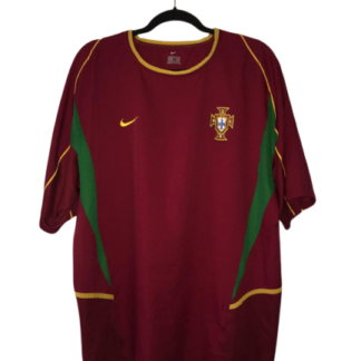 PORTUGAL 2002/2004 HOME SHIRT