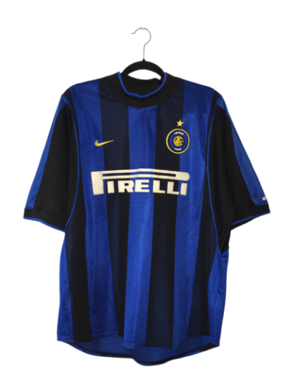 INTER MILAN 2000/2001 HOME SHIRT