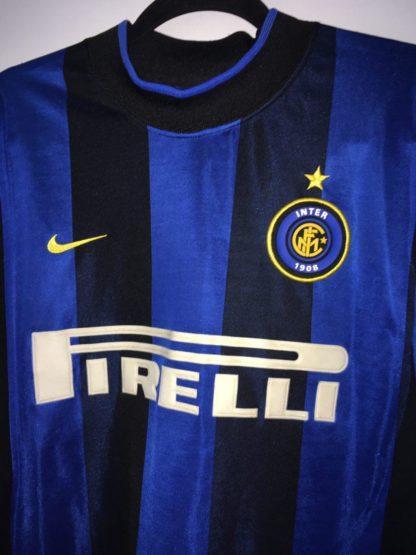 INTER MILAN 2000/2001 HOME SHIRT