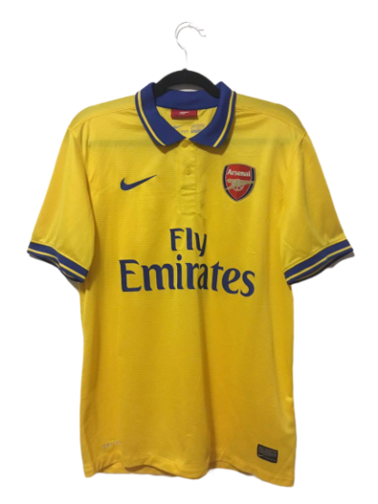 ARSENAL 2013/2014 AWAY SHIRT