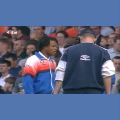 NETHERLANDS 1994/1996 TRAINING JACKET