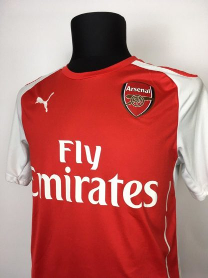 ARSENAL 2014/2015 HOME SHIRT #23 WELBECK