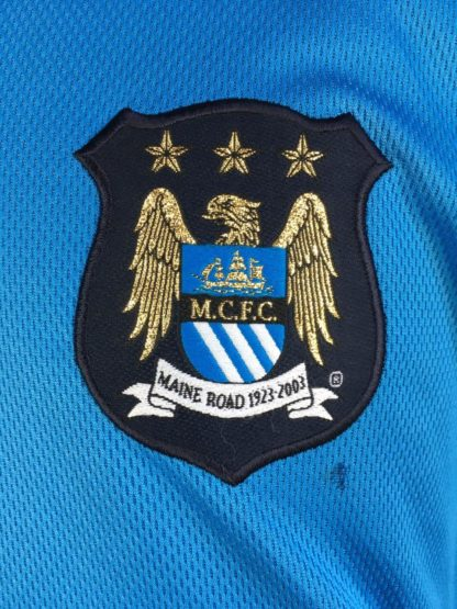 MANCHESTER CITY 2002/2003 HOME SHIRT