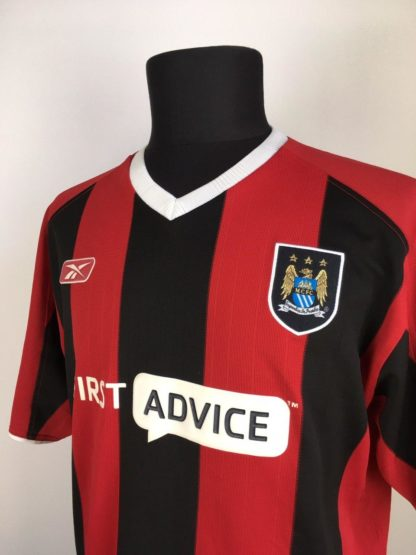 MANCHESTER CITY 2003/2004 AWAY SHIRT