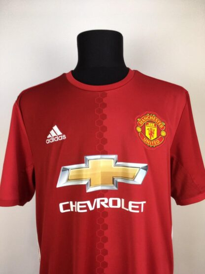 MANCHESTER UNITED 2016/2017 HOME SHIRT