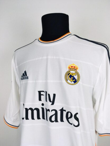 REAL MADRID 2013/2014 HOME SHIRT