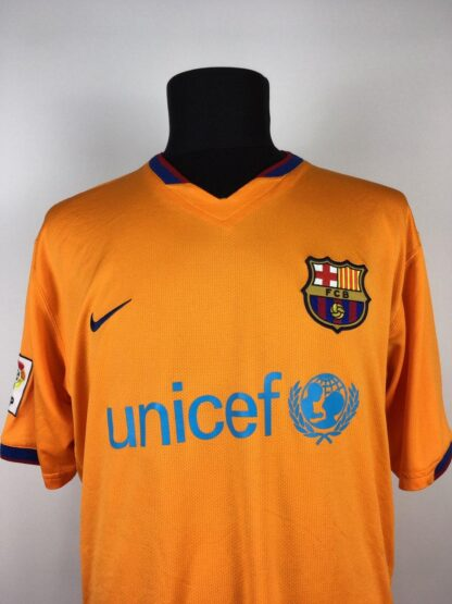 BARCELONA 2006/2008 AWAY SHIRT