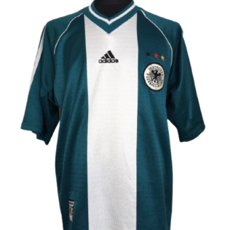 GERMANY 1998/2000 AWAY SHIRT