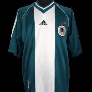 GERMANY 1998/2000 AWAY SHIRT