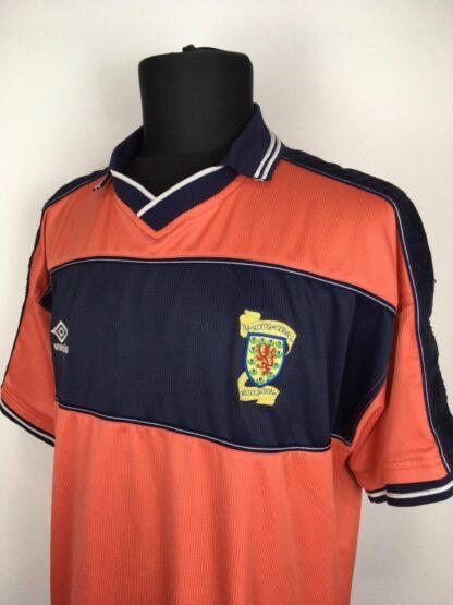 SCOTLAND 1999/2000 AWAY SHIRT