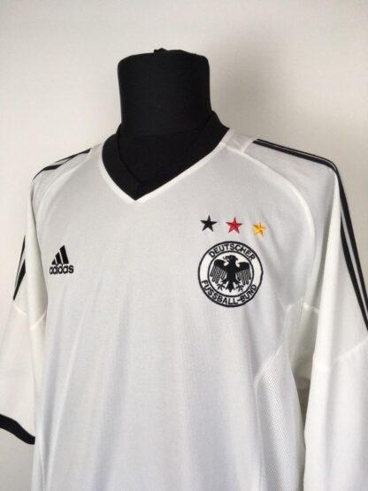 GERMANY 2002/2004 HOME SHIRT [XXL]