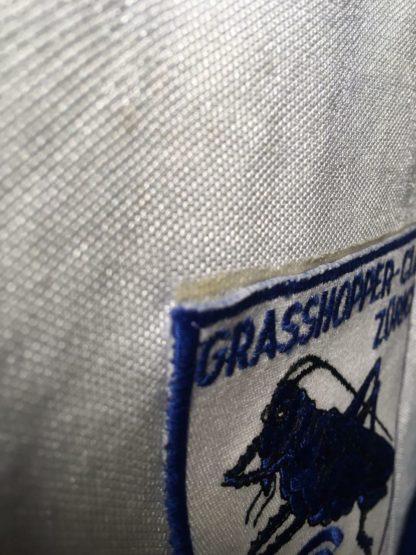 GRASSHOPPERS 1983/1984 HOME SHIRT #11 JARA [MATCH WORN] [L/S]