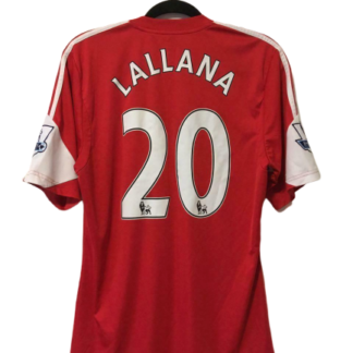 SOUTHAMPTON 2013/2014 HOME SHIRT #20 LALLANA