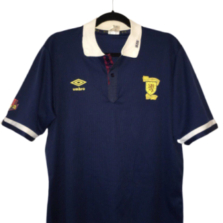 SCOTLAND 1988/1991 HOME SHIRT