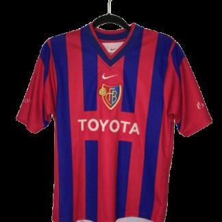 FC BASEL 2001/2002 HOME SHIRT [XS]