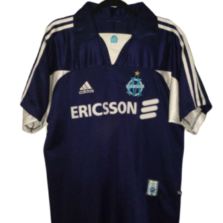 OLYMPIQUE MARSEILLE 1999/2000 AWAY SHIRT