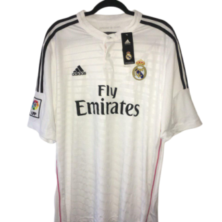 REAL MADRID 2014/2015 HOME SHIRT [BNWT]