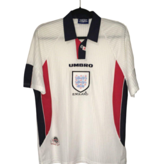ENGLAND 1997/1999 HOME SHIRT