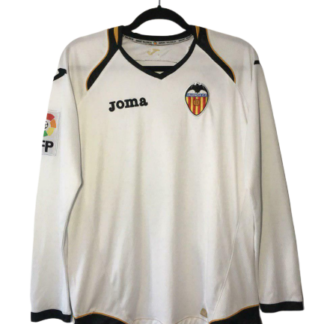 VALENCIA 2011/2012 HOME SHIRT [L/S]