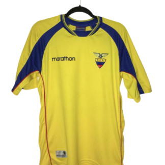 ECUADOR 2002/2003 HOME SHIRT