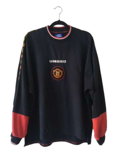 MANCHESTER UNITED 1996/1998 TRAINING TOP