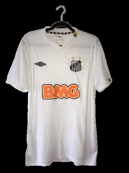 SANTOS FC 2011 HOME SHIRT #10