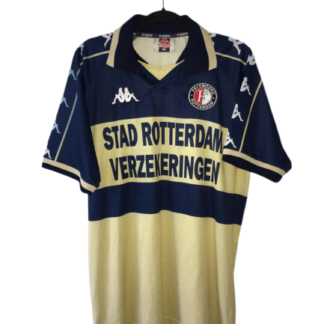 FEYENOORD 2000/2001 AWAY SHIRT