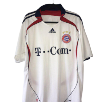 BAYERN MUNICH 2006/2007 AWAY SHIRT