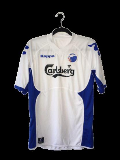 FC COPENHAGEN 2011/2012 HOME SHIRT