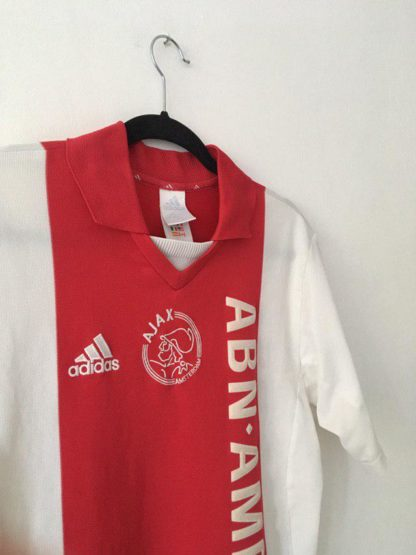 AJAX 2001/2002 HOME SHIRT