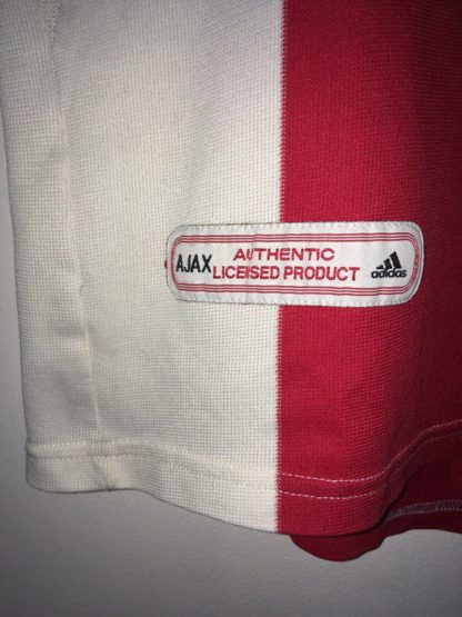 AJAX 2001/2002 HOME SHIRT